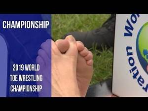World Toe Wrestling Championships 2019