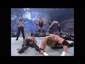 Test & Dudley Boyz vs. A.P.A. & Big Show