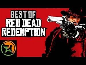 Best of AH - Red Dead Redemption | Achievement Hunter Best Moments
