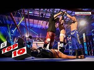 Top 10 Mejores Momentos de Raw En Español: WWE Top 10, Abr 13, 2020
