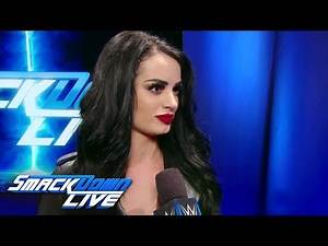 Who is Paige bringing next week?: SmackDown LIVE, April 9, 2019