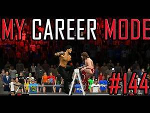 "WWE 2K15 My Career Mode - Ep.144 - ""1 Belt"" [WWE MyCareer XBOX ONE / PS4 / NEXT GEN]"
