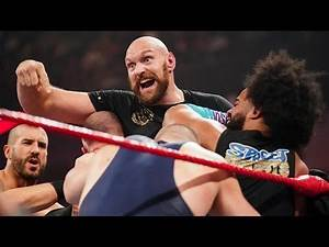 Tyson Fury Ignites Huge WWE Brawl, MAJOR Stars Injured After Hell In A Cell?