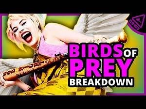 Birds of Prey Trailer Breakdown! (Nerdist News w/ Amy Vorpahl)