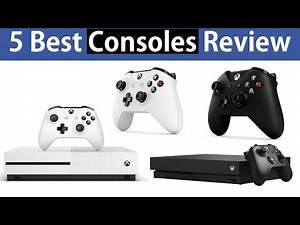 Games Console: Top 5 Best Consoles in 2020 (Buying Guide)