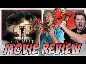 The Mist (2007) - Movie Review & Spoiler Discussion w/ Cody Leach