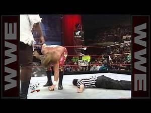 Mankind vs. Triple H: Raw, Jan. 4, 1999