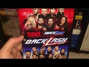 WWE Backlash 2018 DVD Review