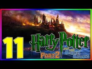 Harry Potter and the Deathly Hallows: Part 2 - 100% Walkthrough | Not My Daughter [11]