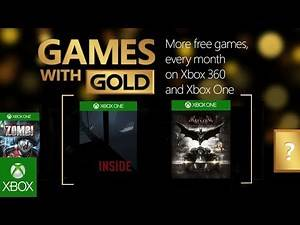 Xbox - February 2018 Games with Gold Prediction