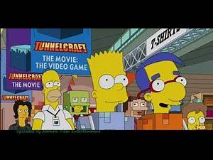 The Simpsons - Gaming Youtubers (Season 29 Ep. 15)