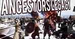 GERMANS VS VIKING HORDE! MASSIVE BATTLE! MEDIEVAL COMPANY OF HEROES ANCESTORS LEGACY MULTIPLAYER