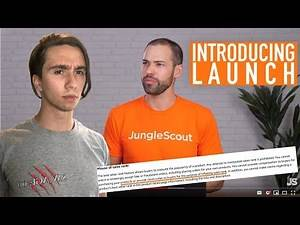 Reacting to Jungle Scout's New Launch Feature | Is It Against TOS?