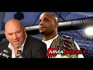 Dana White and Daniel Cormier Discuss: Who is the UFC GOAT?