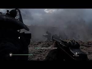 ALMOST REAL ! Very Epic Mission from Call of Duty WWii