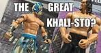 WWE ACTION INSIDER: Kalisto Mattel Superstars Basic Series 60 Wrestling Figure Review
