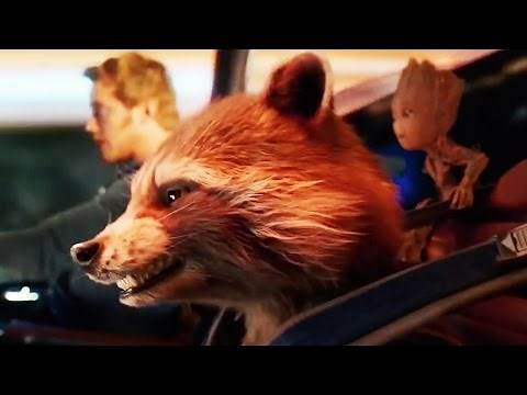 Guardians of the Galaxy 2 Trailer Space Chase 2017 Movie - Official