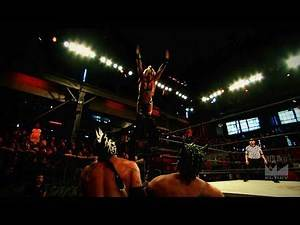 The Luchadoras Trailer | Lucha Underground