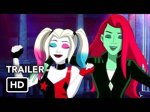 Harley Quinn Season 2 Trailer (HD) Kaley Cuoco DC Universe series