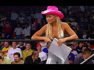 (720pHD): WCW Thunder 11/04/99 - Eddie Guerrero (w/Torrie Wilson) vs. Coach Buzz Stern