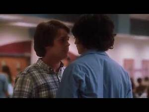 The Perks of Being a Wallflower Fight scene YouTube 360p