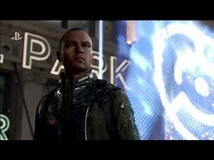 Detroit Become Human Trailer - E3 2017: Sony Conference