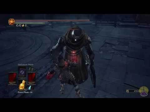 Dark Souls 3 Dark Hand review/showcase