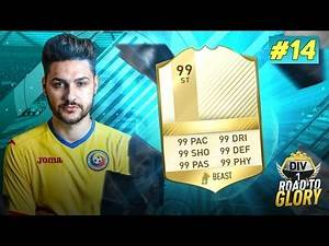FIFA 17 ROAD TO GLORY #14 - THIS STRIKER IS A BEAST !!! FIFA 17 ULTIMATE TEAM