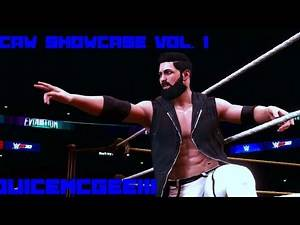 WWE 2K20 | CAW Showcase Vol 1