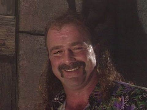 """Jake """"The Snake"""" Roberts deceives the Ultimate Warrior"""