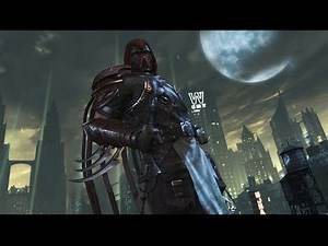 Batman: Arkham City (PS4) Side Mission Gameplay