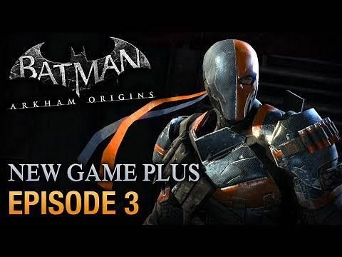 Batman: Arkham Origins - Walkthrough - Episode 3: Deathstroke Boss Fight [PC 1080p]