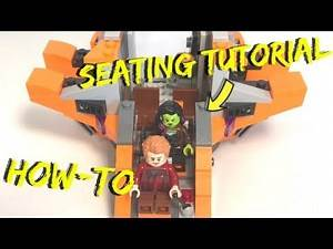 How-to-Build a Seating Modification for the Lego Benatar!