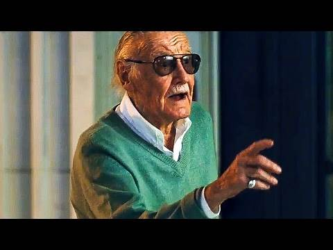 """SPIDER-MAN: HOMECOMING """"Stan Lee"""" Clip Trailer (2017)"""