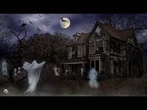 THE HAUNTED WITCHES HOUSE