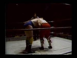 Central States All Star Wrestling 5/6/84