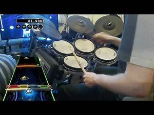 Back In Black (Live) by AC/DC Pro Drum FC #110