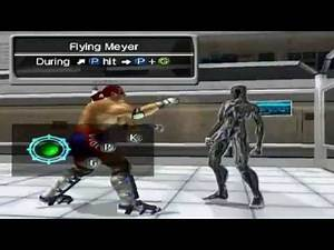 Virtua Fighter 4 Evolution - Wolf Hawkfield Movelist