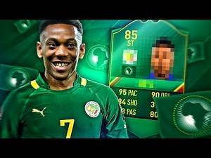 THE SUPER CHEAP AFRICAN MARTIAL! THE BEST AFRICAN NATION SQUAD IN FIFA! FIFA 17 ULTIMATE TEAM