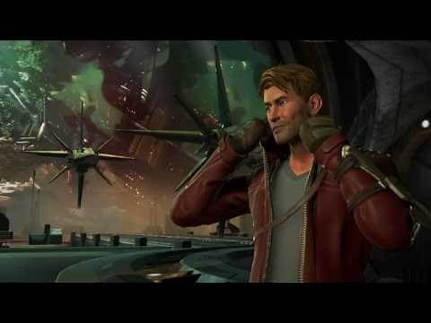 Guardians of the Galaxy Game official trailer PC PS4 XO