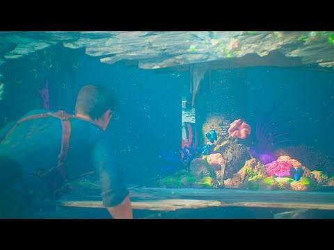 Uncharted 4 | Clicker Location | The Last Of Us Easter Egg