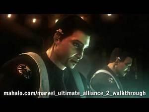 Marvel Ultimate Alliance 2: Walkthrough - Prison - Cutscene