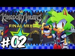 Kingdom Hearts: Final Mix [BLIND] | Part 2 | Road to Kingdom Hearts 3 / PlayStation 4