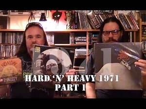 Hard 'n' Heavy - Top 25 Albums of 1971 - Part 1 | NoLifeTilMetal.com