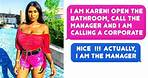 I'm Karen! Get The Manager, I'm Calling Corporate! REEE Actually, I Am The Manager! r/EntitledPeople