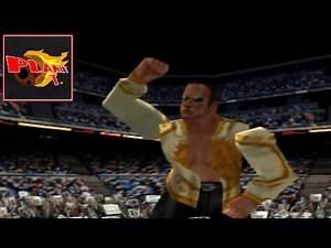 WWF No Mercy The Rock VS The Undertaker