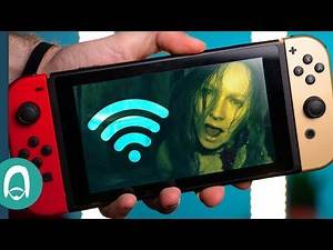 Streaming Powerful Games to your Nintendo Switch? (Resident Evil 7)