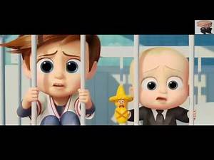 The Boss Baby movie Boss baby and Tim at the Puppy Co