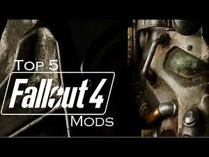 Fallout 4| Top 5 Xbox One Mods (In my Opinion)