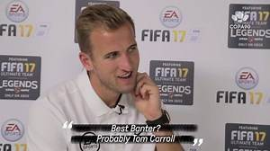 COPA90 - FIFA 17 Ultimate Team Mates with Harry Kane